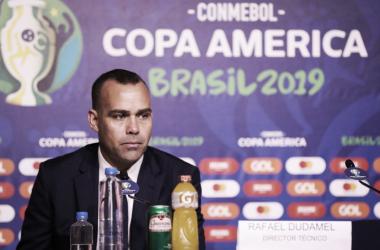 Bom sistema defensivo e Rondón na referência: as táticas de Dudamel na Venezuela