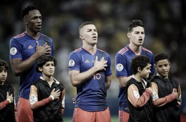 """Carlos Queiroz exalta garra da Colômbia contra os argentinos: """"A gente soube sofrer"""""""
