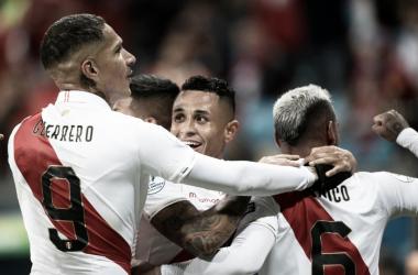 """Peru chega à final após 44 anos e Guerrero enaltece: """"Nosso time está fazendo história"""""""