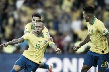 Com grande atuação de Everton, Brasil vence Peru e se sagra campeão da Copa América