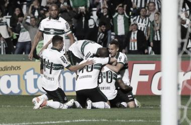 Coritiba bate Botafogo-SP e se consolida no G-4 da Segundona