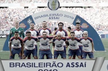Bahia e sua defesa sólida no Brasileirão