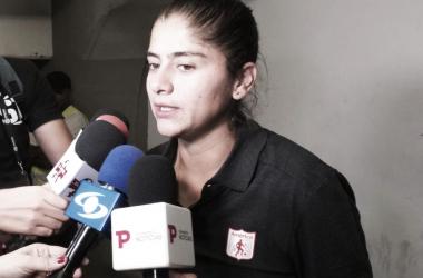 """Catalina Usme: """"En los planes de nosotras está volver hacer un Ciclo Dorado"""""""