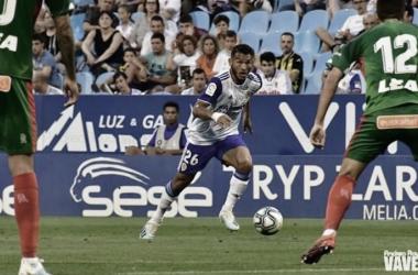 Luis Suárez en el Torneo Carlos Lapetra. | Foto: Andrea Royo (VAVEL)