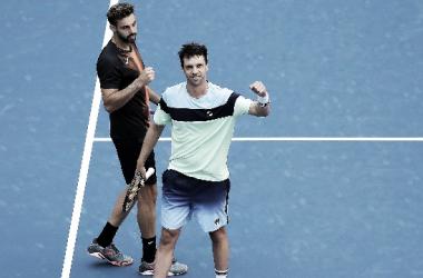 Horacio Zeballos es el número 3 del mundo en dobles y Del Potro cayó en el ranking