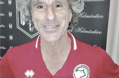 Roberto Aguirre. Foto: Unionistas CF