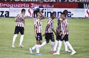 <strong>Teófilo Gutiérrez fue la figura del encuentro con gol y asistencia. &nbsp;Foto: &nbsp;Toque Sports</strong>