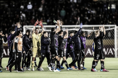 Del Valle empata com Corinthians e está na final da Sul-Americana