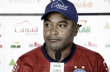 Roger Machado, técnico do Bahia   Foto: Felipe Oliveira/EC Bahia