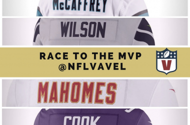 Power Rankings de jugadores: race to the MVP semana 5