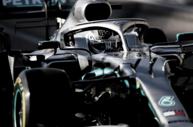 Bottas crava pole; Hamilton larga em quinto no GP dos Estados Unidos