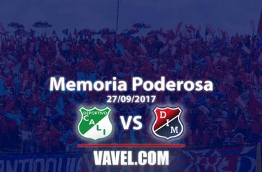 Memoria 'Poderosa', Cali vs DIM: encuentro en semifinales por Copa