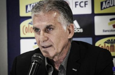 Carlos Queiroz, técnico de la Selección Colombia / Semáforo Deportivo.