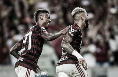 Flamengo x River Plate: Bruno Henrique e Gabigol, a dupla que decide