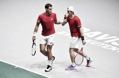 Pospisil y Shapovalov siguen firmes. Foto: Tennis Canada