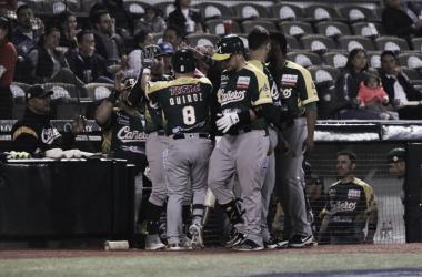 Los Mochis iguala la serie en Jalisco con tres Home Runs