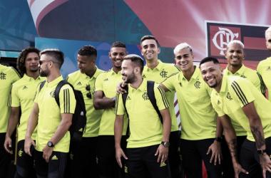 Dia a dia do Flamengo em Doha para o Mundial de Clubes AO VIVO #ClubWC