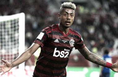 Melhor do jogo, Bruno Henrique conta previsão de Jorge Jesus sobre desempenho do Al-Hilal