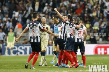 Rayados se lleva agónico triunfo en la final de ida