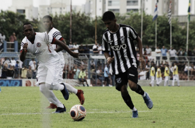 Duas viradas no Grupo 31 da Copinha: Ceará e São Caetano começam com vitória