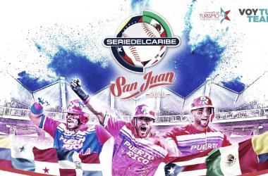 Foto: Poster Oficial Serie del Caribe 2020