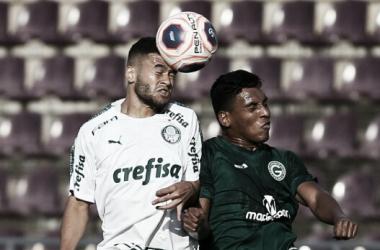 Goiás bate Palmeiras e se classifica às oitavas de final da Copa São Paulo