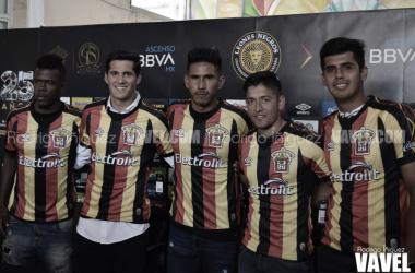 Leones Negros presenta a sus refuerzos para el Clausura 2020