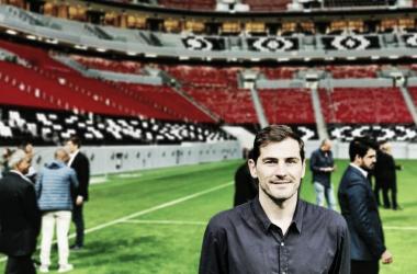 Iker Casillas, posible candidato a la presidencia de la RFEF