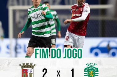 Foto retirada do Twitter oficial do Sporting CP.