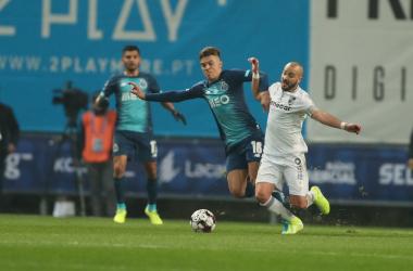 Foto retirada do Twitter oficial do FC Porto.