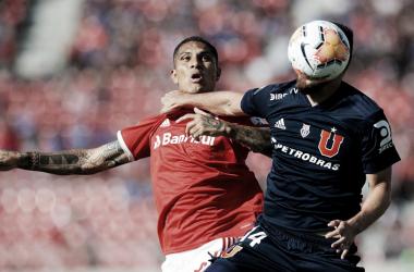 Internacional mostra falta de entrosamento e empata com U. de Chile na Pré-Libertadores