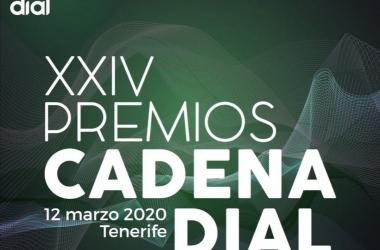 Cadena Dial anuncia los galardonados en su XXIV edición de los Premios Dial
