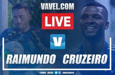 Gols e melhores momento São Raimundo-RR 2x2 Cruzeiro pela Copa do Brasil