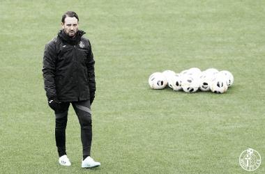 """Bordalás: """"No me gusta que me comparen con Mourinho"""""""