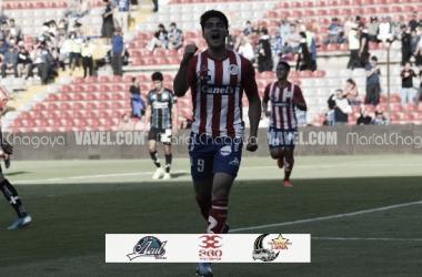 """Querétaro pierde """"clásico"""" ante San Luis"""