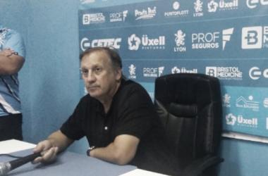 """Walter Perazzo:""""Tenemos que ponernos en sintonía para buscar la revancha"""""""