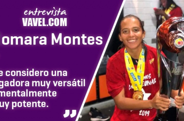 """Entrevista a Xiomara Montes: """"Quiero jugar en España, ha sido mi sueño desde pequeña"""""""