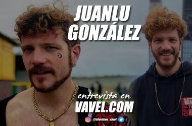 """Entrevista. Juanlu González: """"Me presentaron a la persona adecuada en el momento adecuado"""""""