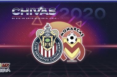 El Chivas y Morelia de la eLiga MX se repetirá por fallos técnicos