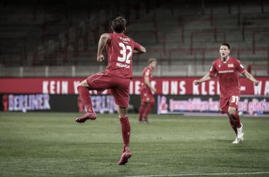Com um a menos, Union Berlin segura empate contra o Mainz