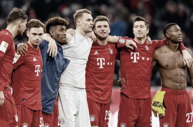 Bayern de Munique visita Werder Bremen para garantir octa da Bundesliga