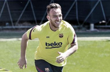 Arthur se torna protagonista nos principais jornais esportivos da Itália