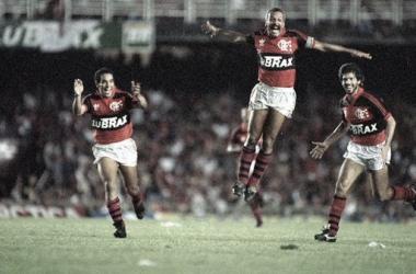 Ídolo do Flamengo, maestro Júnior completa 66 anos