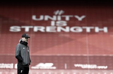 Klopp elogia Aston Villa, mas destaca força do Liverpool para vencer jogos difíceis