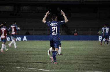 Cruz Azul se queda con la Copa por México de último minuto ante Chivas