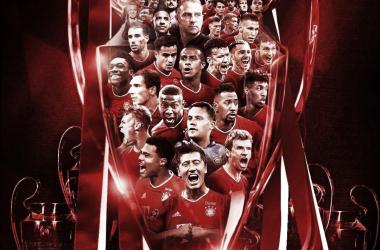 El Bayern de Munich vuelve a mandar en Europa