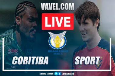 Gol e melhores momentos de Coritiba 1 x 0 Sport pelo Campeonato Brasileiro 2020