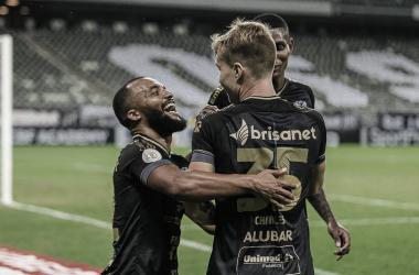 Flamengo joga mal e sucumbe diante do Ceará