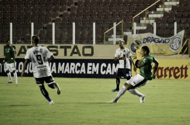 Confiança bate Guarani pela Série B na reestreia de Daniel Paulista