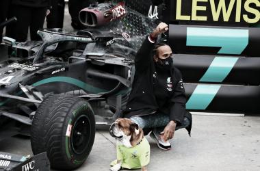 Além do hepta, Lewis Hamilton deixa seu legado na luta contra preconceitos